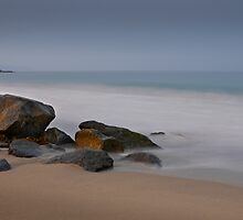 Redondo Rocks by Kevin Bergen