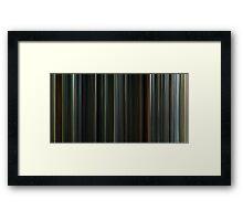 The Hobbit Triolgy Framed Print