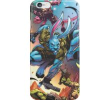 Salty Roos Galactic Guardians iPhone Case/Skin