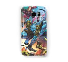 Salty Roos Galactic Guardians Samsung Galaxy Case/Skin