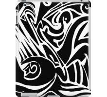 snake tribe iPad Case/Skin
