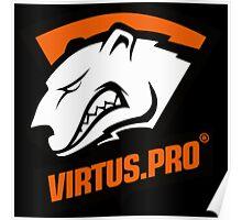 Virtus Pro Poster