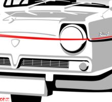 Reliant Regal Supervan anniversary Sticker