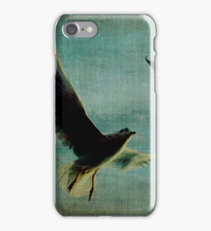 Wings over the World iPhone Case/Skin