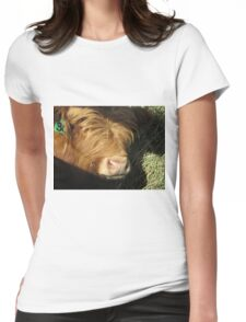 Moose  26 January 2015 Womens Fitted T-Shirt