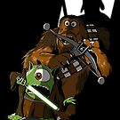 Monters Wars by 2mzdesign
