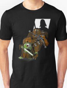Monters Wars Unisex T-Shirt