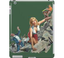 Babe on the Rocks iPad Case/Skin