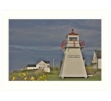 Port George Nova Scotia Canada Art Print