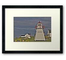 Port George Nova Scotia Canada Framed Print