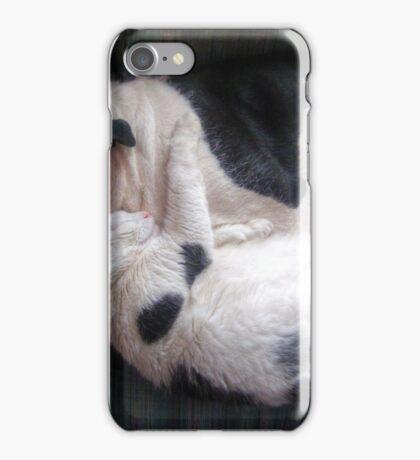 Sleeping Buddies iPhone Case/Skin