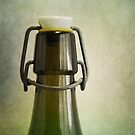 Old bottle by Patrick Reinquin