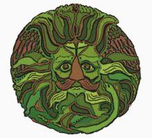 GreenMan by tkrosevear