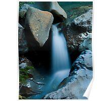 Nooksack Falls Poster