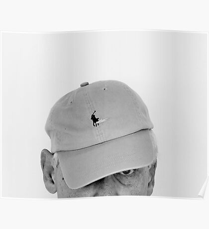 NOT FOR PLAYING BALL BALL CAP Poster