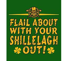 Saint Patrick's Day Shenanigans Photographic Print