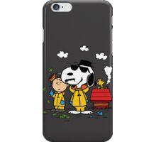 Peanuts BreakingBad iPhone Case/Skin