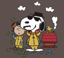 Peanuts BreakingBad by maioriz