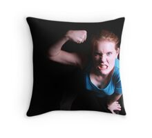 Can You Deal with This? Throw Pillow