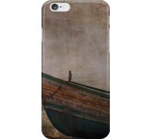 Beached Dinghy iPhone Case/Skin