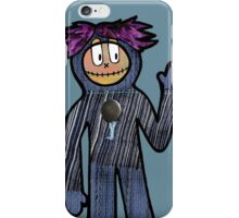 Billy Blue Jeans iPhone Case/Skin