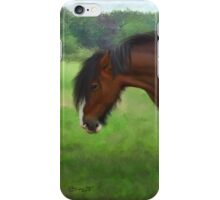 Shire Horse Mare iPhone Case/Skin