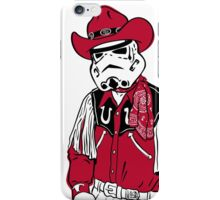 Wild West Trooper iPhone Case/Skin