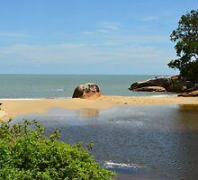 Pantai Kerachut by nurulazila