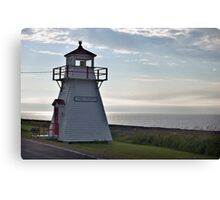Port George Nova Scotia Canada Canvas Print