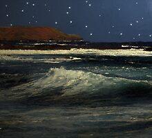 Restless Sea by RC deWinter