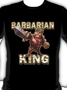 Clash of clans - barbarian king  T-Shirt