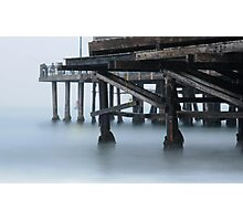 Misty Morning at Redondo Photographic Print