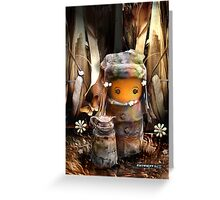 CHUNKIE Forest Greeting Card