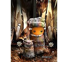 CHUNKIE Forest Photographic Print