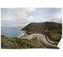great Ocean Road views Poster