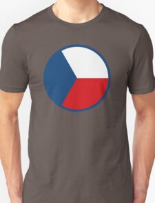 Czech Air Force - Roundel T-Shirt