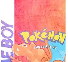 Pokemon Red Variant Style by creativevariant