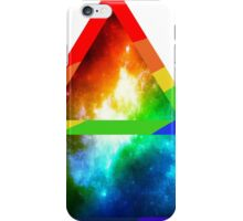 Rainbow Triangle iPhone Case/Skin