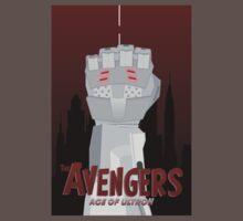 Avengers: Age of Ultron Simplistic Kids Clothes
