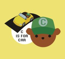 "ABC Bears ""C is for Car"" Kids Clothes"