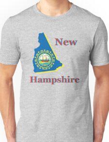 new hampshire state flag Unisex T-Shirt
