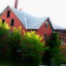 S Bent Bros:  Mill St. Gardner MA Orton by Rebecca Bryson