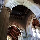 Cathedral I by Colleen Milburn
