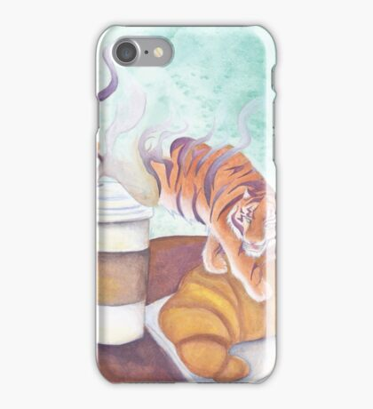 Steamed Kitty iPhone Case/Skin