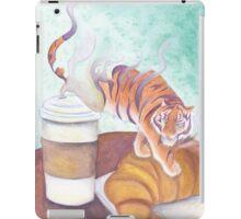 Steamed Kitty iPad Case/Skin