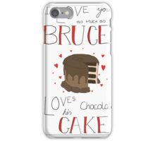 Bruce Bogtrotter  iPhone Case/Skin