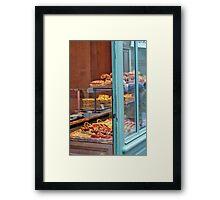 Wafting Aromas Framed Print