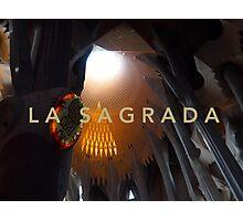 La Sagrada Photographic Print