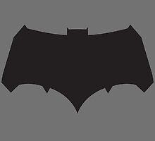 Batman (Batman v Superman: Dawn of Justice) Logo by LinearStudios