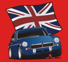 British Sports Car _ MG by Greg Hamilton